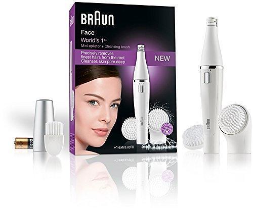 Эпилятор для лица Braun SE 820 Face 2-в-1