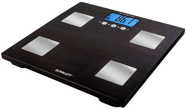 Напольные весы Scarlett SC–BS33E005