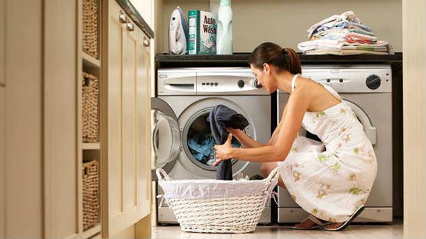 Автоматическая стиральная машина - главная по экономии времени